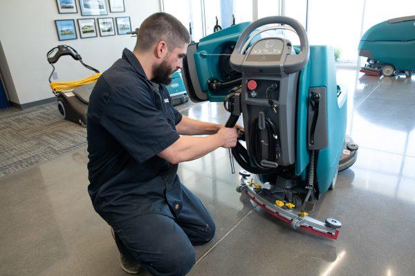 Equipment Repair and Preventative Maintenance
