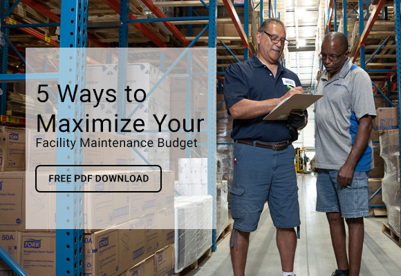 5 Ways to Maximize Your Facility Maintenance Budget